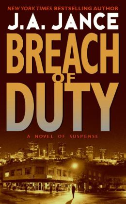 Breach of Duty (J. P. Beaumont Series #14)