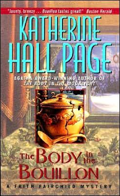 The Body in the Bouillon (Faith Fairchild Series #3)