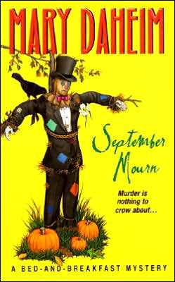 September Mourn (Bed-and-Breakfast Series #11)