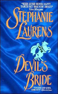 Devil's Bride (Cynster Series)