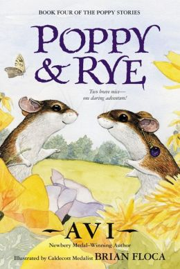Poppy and Rye (Poppy Stories Series)