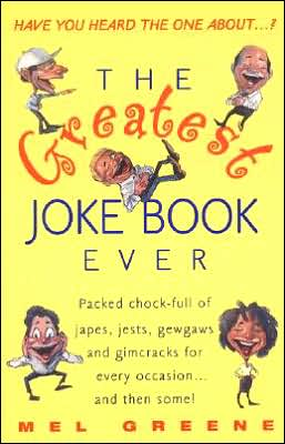 Greatest Joke Book Ever