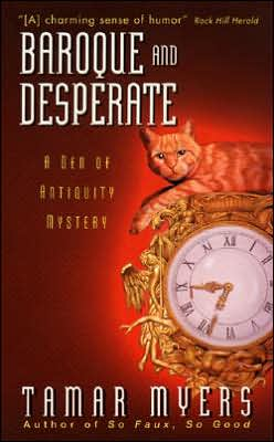 Baroque and Desperate (Den of Antiquity Series #5)