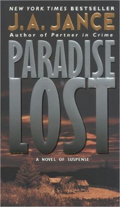 Paradise Lost (Joanna Brady Series #9)