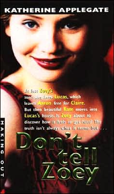 Don't Tell Zoey (Making Out Series #13)