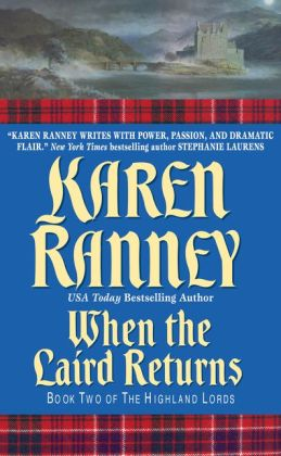 When the Laird Returns (Highland Lords Series #2)