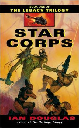 Star Corps (Legacy Trilogy Series #1)
