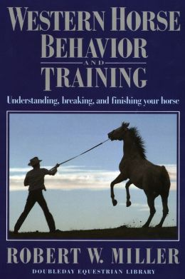 Western Horse Behavior and Training