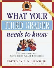 What Your 3rd Grader Needs to Know: Fundamentals of a Good Third-Grade Education