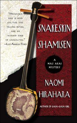 Snakeskin Shamisen (Mas Arai Series #3)