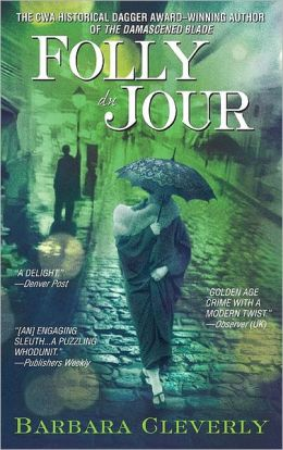 Folly du Jour (Joe Sandilands Series #7)