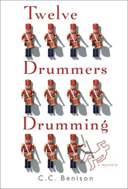 Twelve Drummers Drumming (Father Christmas Series #1)