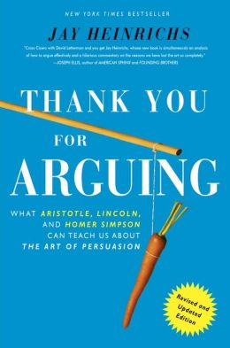 thank you for arguing essays Before you know how to write a rogerian argument, you should  them from immediately arguing in opposition the effect is that you'll be more  thank you.