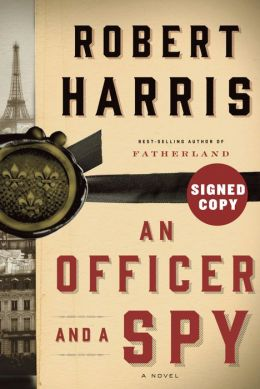 Officer and a Spy (Signed Book)