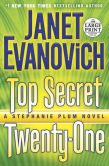 Book Cover Image. Title: Top Secret Twenty-One (Stephanie Plum Series #21), Author: Janet Evanovich
