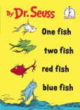 Book Cover Image. Title: One Fish, Two Fish, Red Fish, Blue Fish, Author: Dr. Seuss