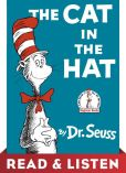 Book Cover Image. Title: The Cat in the Hat:  Read & Listen Edition, Author: Dr. Seuss