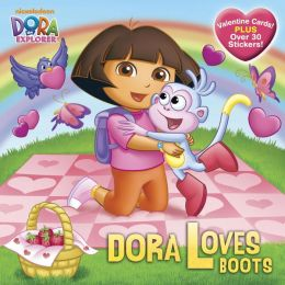 Dora Loves Boots (Dora the Explorer Series)