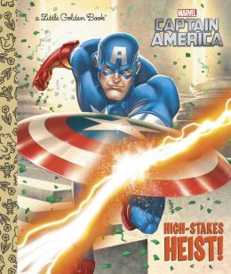 High-Stakes Heist (Marvel: Captain America)