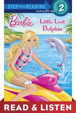 Little Lost Dolphin (Barbie) Read & Listen Edition