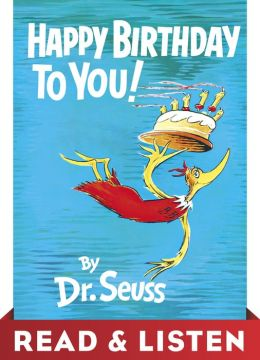 Happy Birthday to You!: Read & Listen Edition