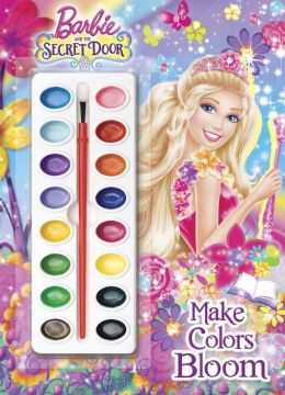 Make Colors Bloom (Barbie and the Secret Door)