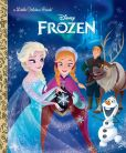 Book Cover Image. Title: Frozen Little Golden Book (Disney Frozen), Author: Random House Disney