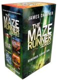 Book Cover Image. Title: The Maze Runner Series, Author: James Dashner