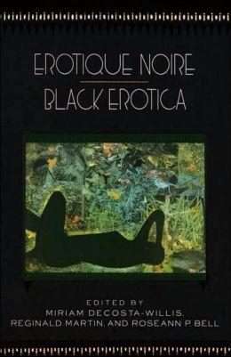 Erotique Noire: Black Erotica