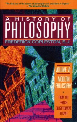 A History of Philosophy: Modern Philosophy from the French Enlightenment to Kant