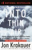Book Cover Image. Title: Into Thin Air:  A Personal Account of the Mount Everest Disaster, Author: Jon Krakauer