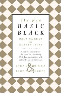 The New Basic Black: Home Training for Modern Times
