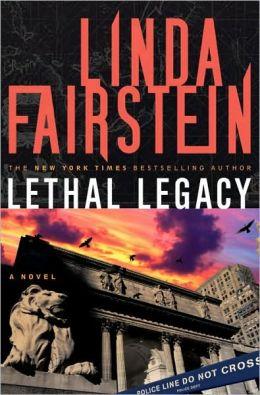 Lethal Legacy (Alexandra Cooper Series #11)