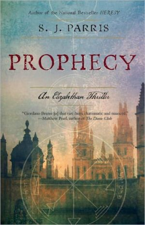 Prophecy: An Elizabethan Thriller