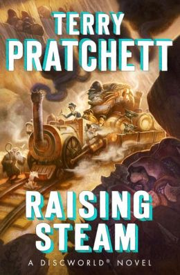 Raising Steam [Discworld 40] Unabridged 32k - Terry Pratchett