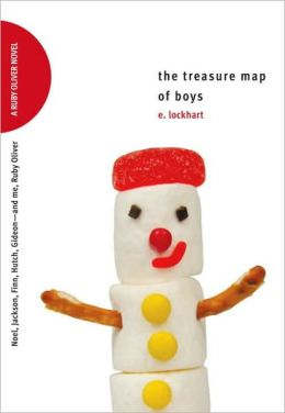 The Treasure Map of Boys (Ruby Oliver Quartet Series #3)