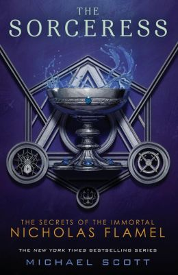The Sorceress (The Secrets of the Immortal Nicholas Flamel #3)