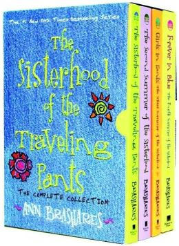 Sisterhood 4-Book Boxed Set