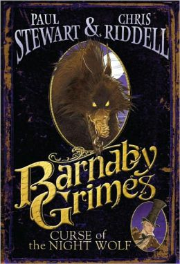 Curse of the Night Wolf (Barnaby Grimes Series)