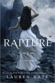 Book Cover Image. Title: Rapture (Lauren Kate's Fallen Series #4), Author: Lauren Kate