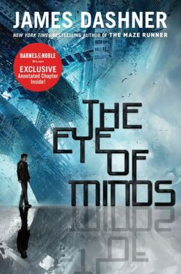 The Eye of Minds (B&N Exclusive Edition) (Mortality Doctrine Series #1)