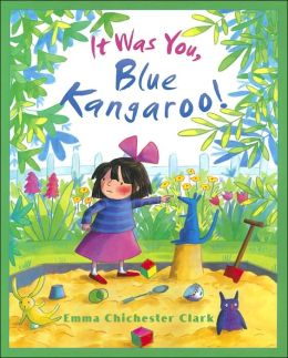 It Was You, Blue Kangaroo