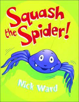 Squash the Spider!