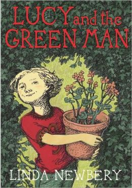 Lucy and the Green Man