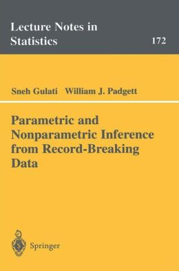 Parametric and Nonparametric Inference from Record-Breaking Data