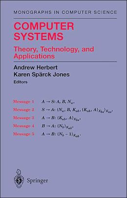 Computer Systems: Theory, Technology, and Applications