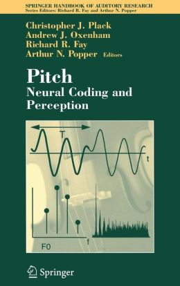 Pitch: Neural Coding and Perception