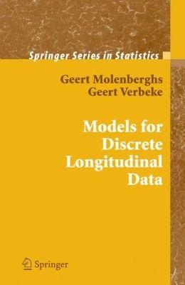Models for Discrete Longitudinal Data