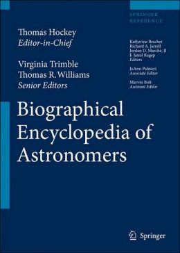 Biographical Encyclopedia of Astronomers
