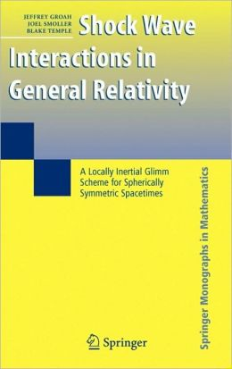 Shock Wave Interactions in General Relativity: A Locally Inertial Glimm Scheme for Spherically Symmetric Spacetimes